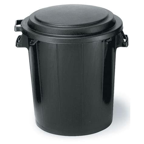 poubelle cuisine verte eda plastiques poubelle de jardin 50l avec couvercle poubelle de jardin eda plastiques sur maginea