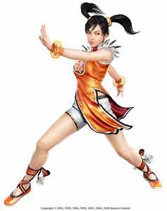 Ling Xiaoyu (Tekken)