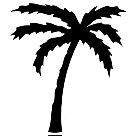 palm tree clipart black and white no background palm tree clipart no background clipart panda free