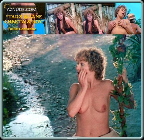 Tallie Cochrane Nude Aznude