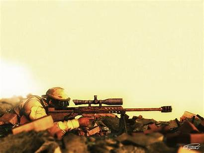 Sniper Marine Wallpapers Backgrounds Military Desktop Computer