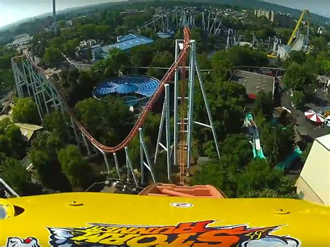 Hersheypark Review, Tips And Images
