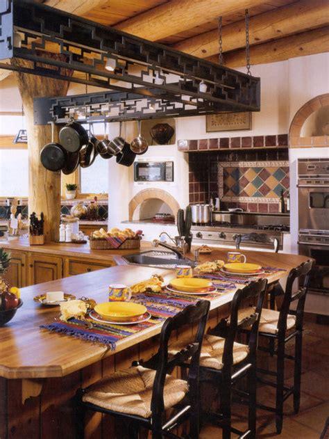 santa fe style ideas pictures remodel  decor