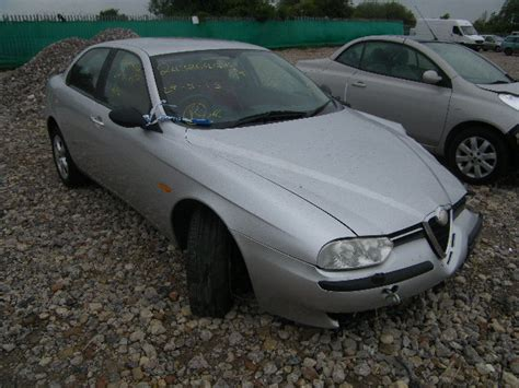 2000 Alfa Romeo 156 Breakers, Alfa Romeo 156 Parts, Alfa