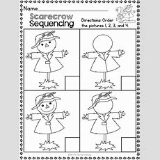 This Packet Contains Fallautumn Themed Alphabet Practice, Rhyming, Syllables, Reading