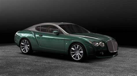Bentley Zagato geneva 2008 bentley gtz zagato
