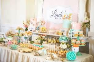wedding shower decorations 35 delicious bridal shower desserts table ideas