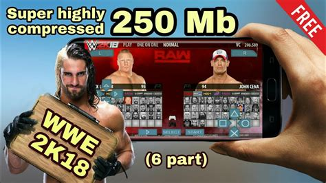 In this video we are going to shoy you that how to download wwe. WWE 2K18 PPSSPP Highly Compressed iso    How to Download wwe 2k18 iso PSP Urdu Hindi - YouTube