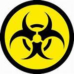 Biohazard Symbol Hazard Icon Transparent Hazardous Biological