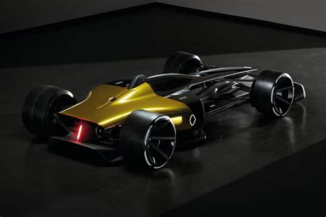 renault f1 van renault toont f1 auto van de toekomst autonieuws