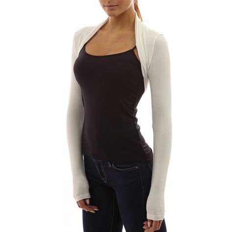 knit bolero shrug sweater womens sleeve bolero shrug knit stretch cropped