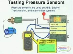 Pressure Sensor  U0026 Wiring Diagram
