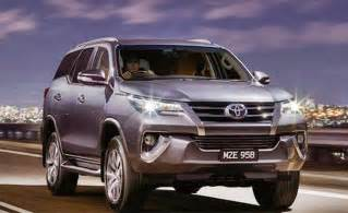 New 20.18 Toyota Fortuner