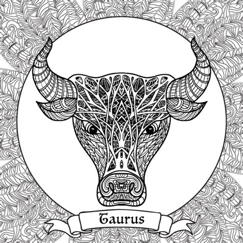 printable zodiac coloring pages coloring pages