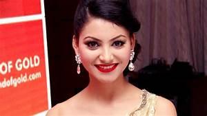 Urvashi Rautela Launches Bond of Gold Website - YouTube