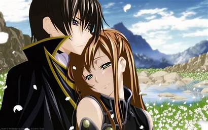 Anime Romantic Couples Wallpapers