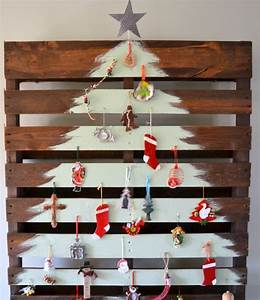 Weihnachtsbaum Aus Holzlatten : weihnachtsbaum alternative es geht auch ohne tanne ~ Markanthonyermac.com Haus und Dekorationen