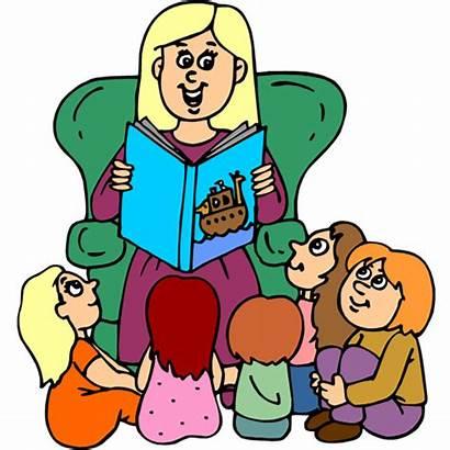 Library Clip Children Clipart Reading Clipartpanda Teacher