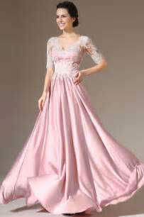 dresses for formal wedding v neck half sleeve evening formal prom cocktail dresses wedding gowns 2052651 weddbook