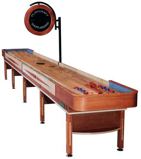 used 22 foot shuffleboard table for sale playcraft 22 39 telluride pro style shuffleboard table