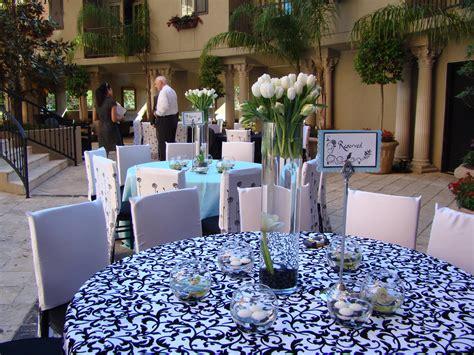dsc black white  tiffany blue wedding