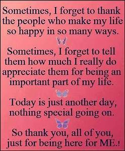 Thankful of all friends & classmates ... | quotes i love ...