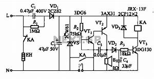 alarm circuit page 2 security circuits nextgr With igbt induction heater circuit also water heater heating element
