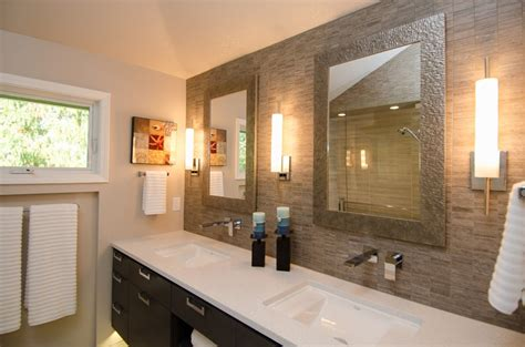 modern master bathrooms 2015 white floor tile for contemporary master bath stunning