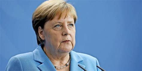 Sie beriet mit den chefs der bundesländer und trat dann vor die presse. Nach drittem Zitteranfall: Merkel empfängt dänische ...