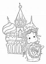 Magnolia Stamps Coloring Tilda Adult Digital Fairy Cool Digi Ausmalen Dibujos Russia Stamp Cards Books Tale Copics Camisetas Malbuecher Malvorlagen sketch template
