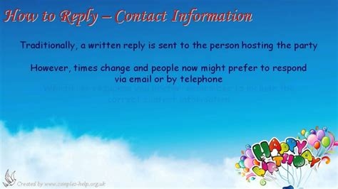 birthday invitation wording youtube