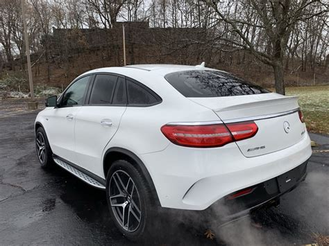 It's obvious at first glance. New 2019 Mercedes-Benz GLE AMG® GLE 43 Coupe Coupe in ...