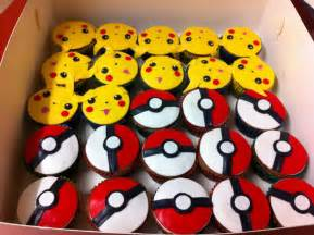 pokemon birthday cupcakes images