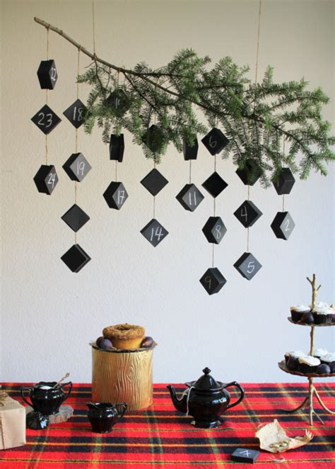 cool advent calendars 5 cool advent calendars to craft up before christmas chatelaine
