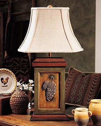 lodge lakehouse table lamps pinebrook table lamp maine