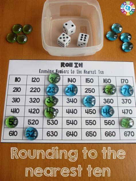 math rounding games   grade