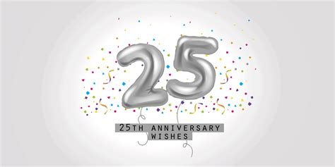 General anniversary wish, commonly found on anniversary cards. 25th Anniversary Quotes and Wishes: 90+ Heartfelt Messages ...