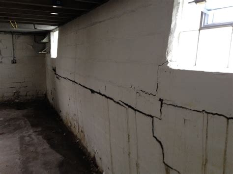 basement wall repair methods    size fits