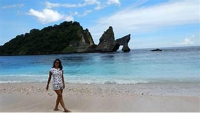 Beach Nusa Penida Secluded Towel Hottest Sure