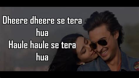 Dheere Dheere Se Tera Hua Mp3 Song Download In Hd For Free