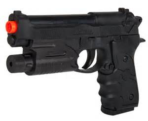 Airsoft Police Pistol