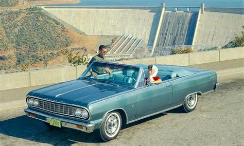Chevrolet Malibu A Brief History  » Autonxt
