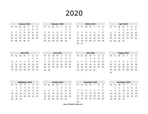 calendar printable myfreeprintablecom