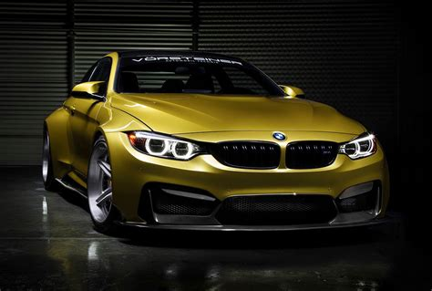 Bmw M4 Gtrs4 Vorsteiner Set For Sema Debut Performancedrive