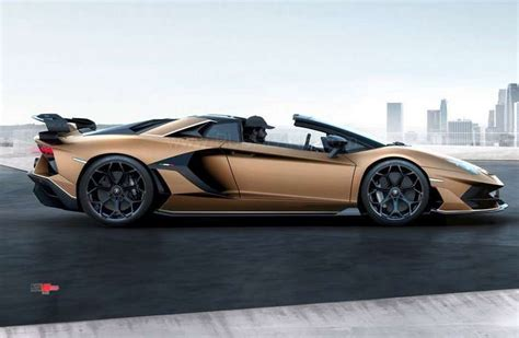 lamborghini aventador svj roadster debuts india launch