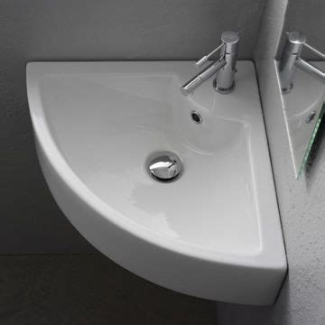 shelf for kitchen sink best 25 corner sink bathroom ideas on 7922