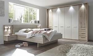 Möbel Schlafzimmer Komplett : uno komplett schlafzimmer 4 teilig paris h ffner ~ Markanthonyermac.com Haus und Dekorationen