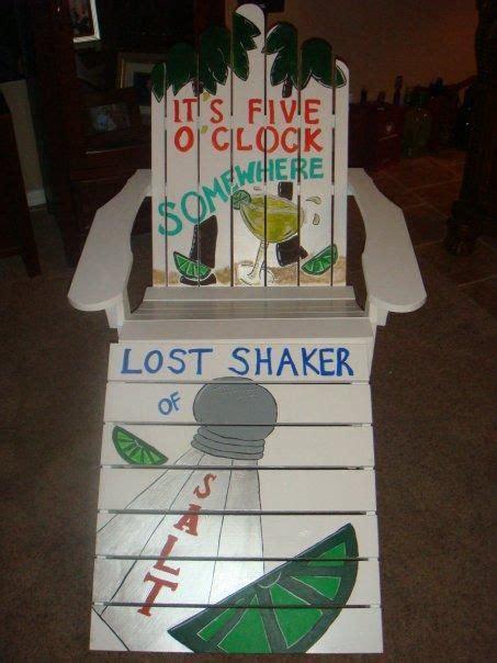 custom made jimmy buffett themed quot lost shaker of salt
