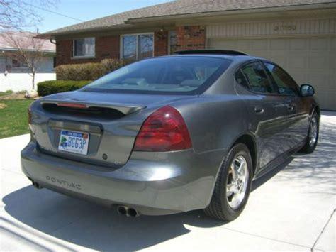 Buy Used 2004 Pontiac Grand Prix Gt  Headsup, Leather