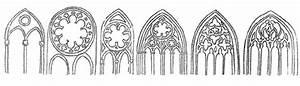 Gotische Fenster Konstruktion : medialogos illustrationen kunsgeschichts skizzen ~ Lizthompson.info Haus und Dekorationen